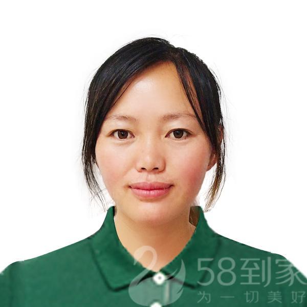 家电养护师王艳