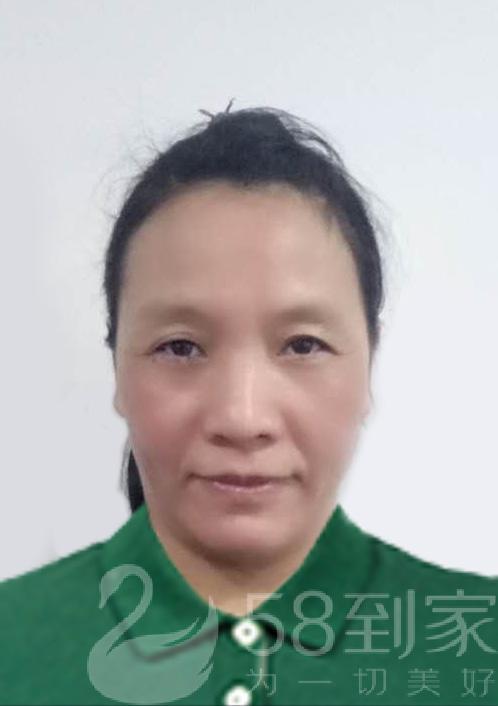 保洁师刘代平
