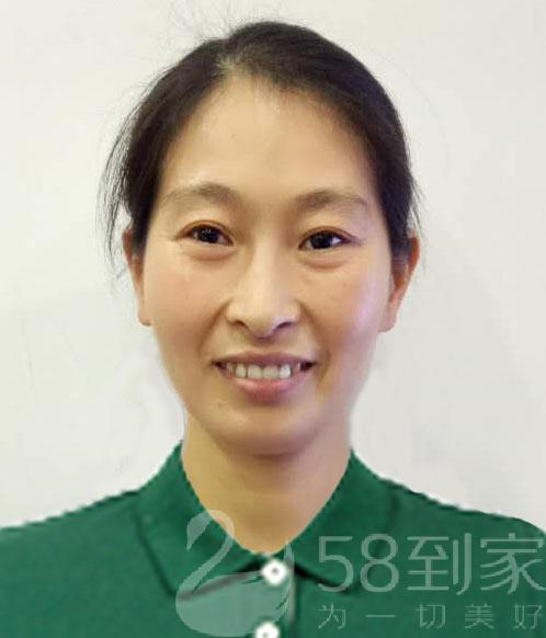 保洁师黄志琴