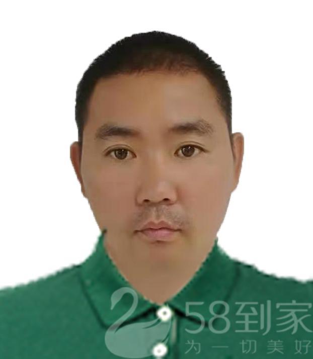 家电养护师杨家军