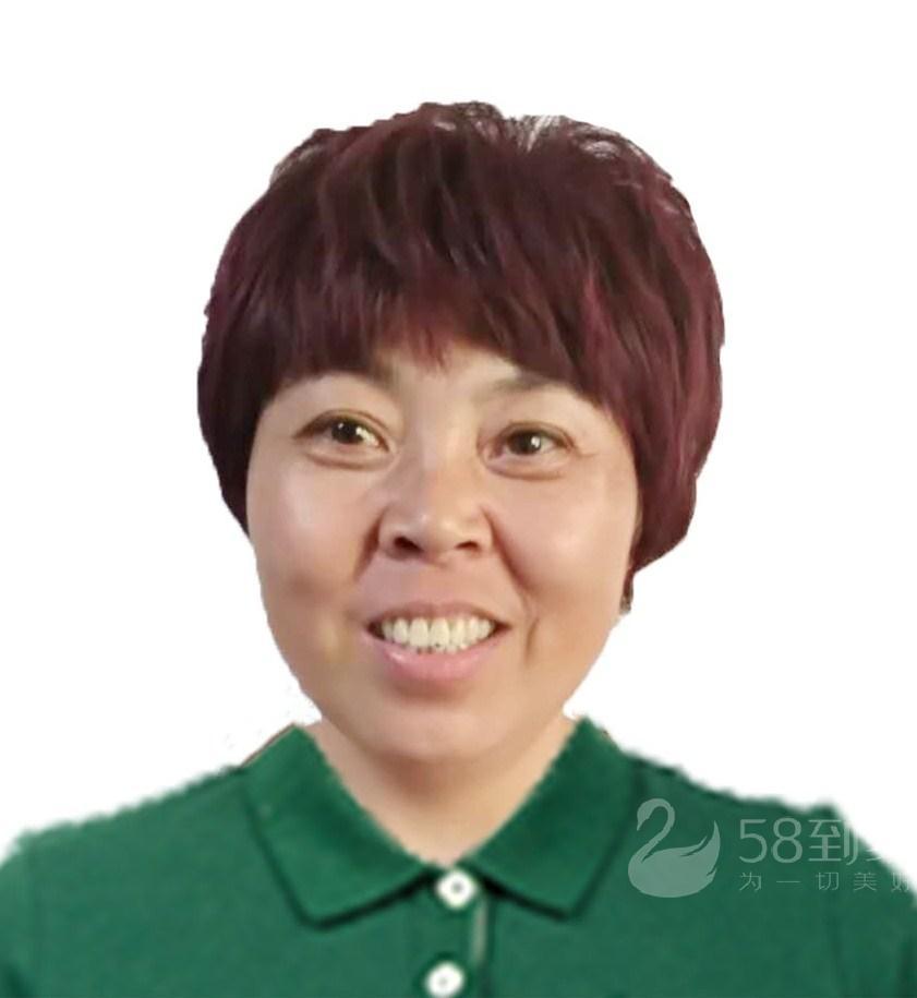 保洁师陈玉梅