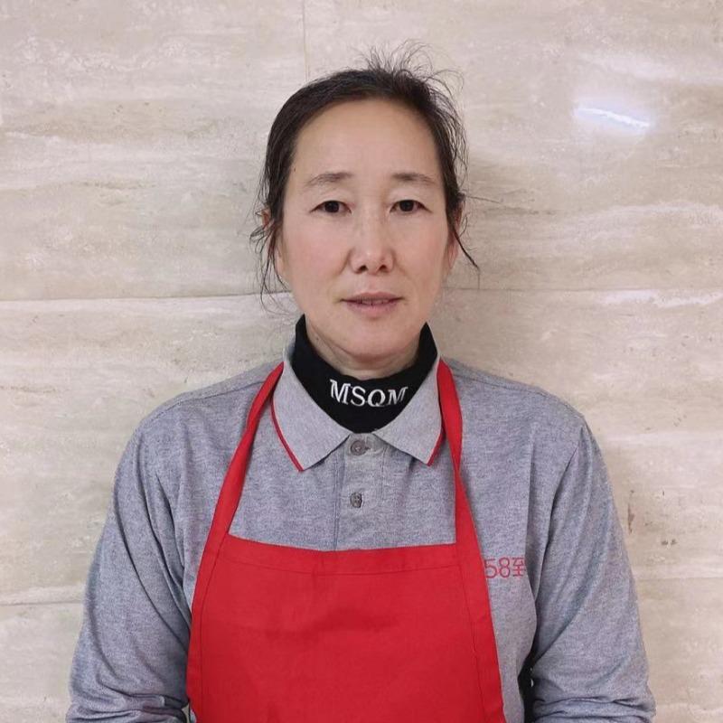 保洁师肖近芳
