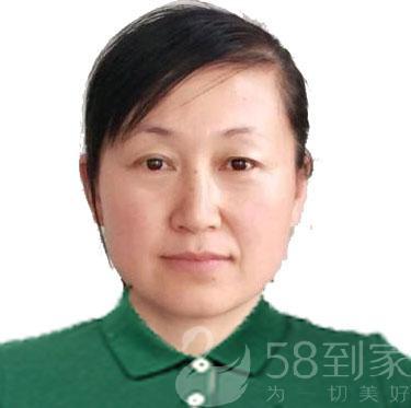 保洁师马萍