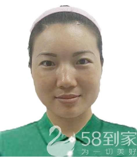 家电养护师刘萍莉