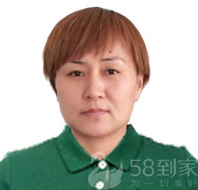 保洁师刘翠玲