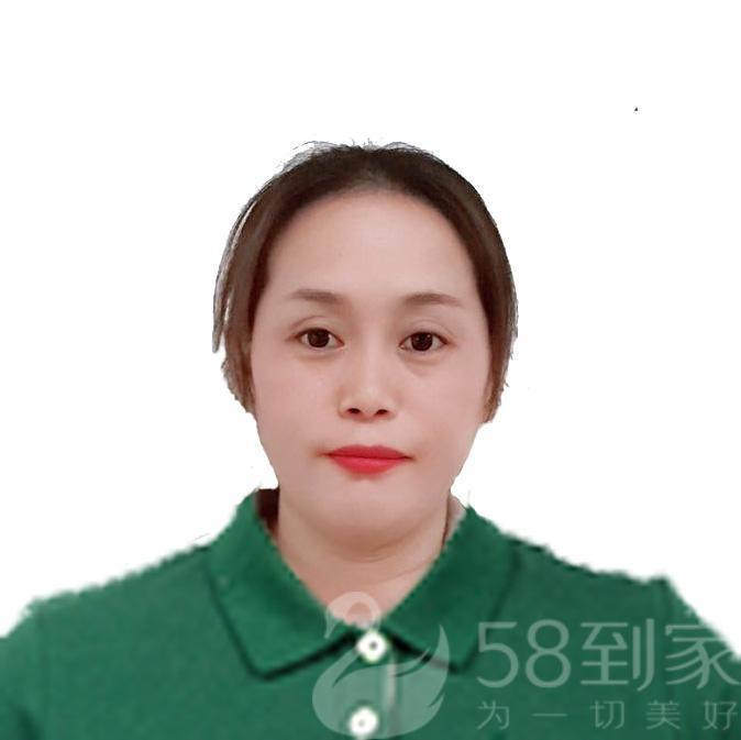 保洁师邓仰凤