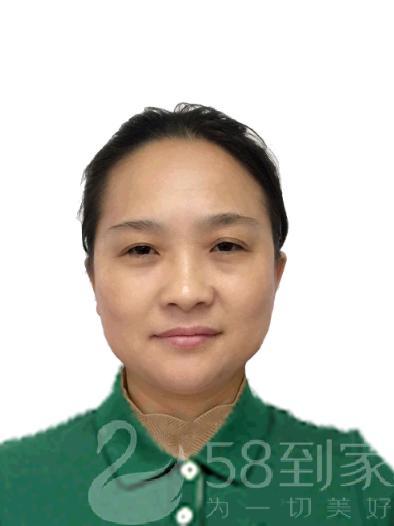 保洁师朱艳婷
