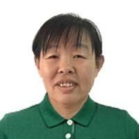 保洁师李雪荣