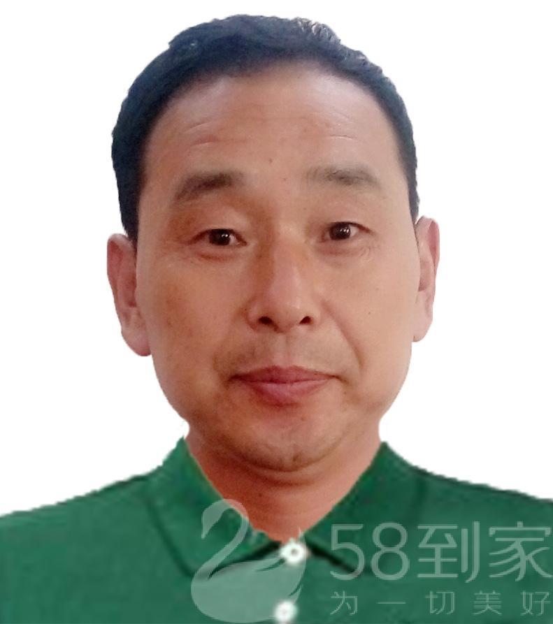 家电养护师杨印军