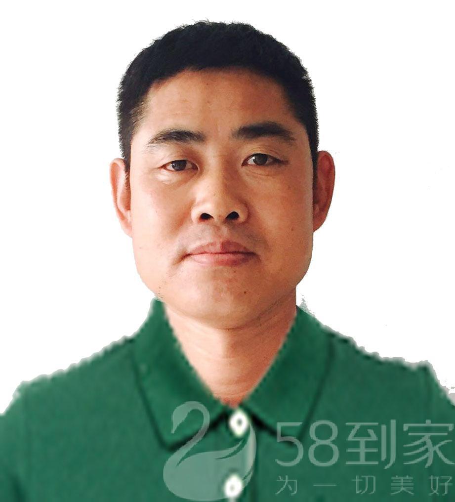 家电养护师殷志新