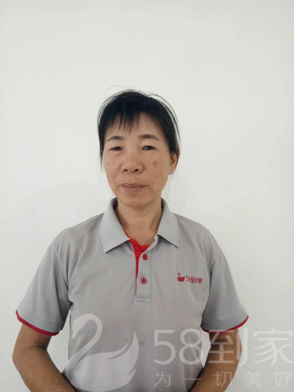 保洁师徐秀珍