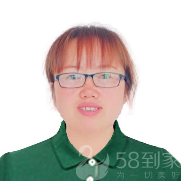保洁师陈英