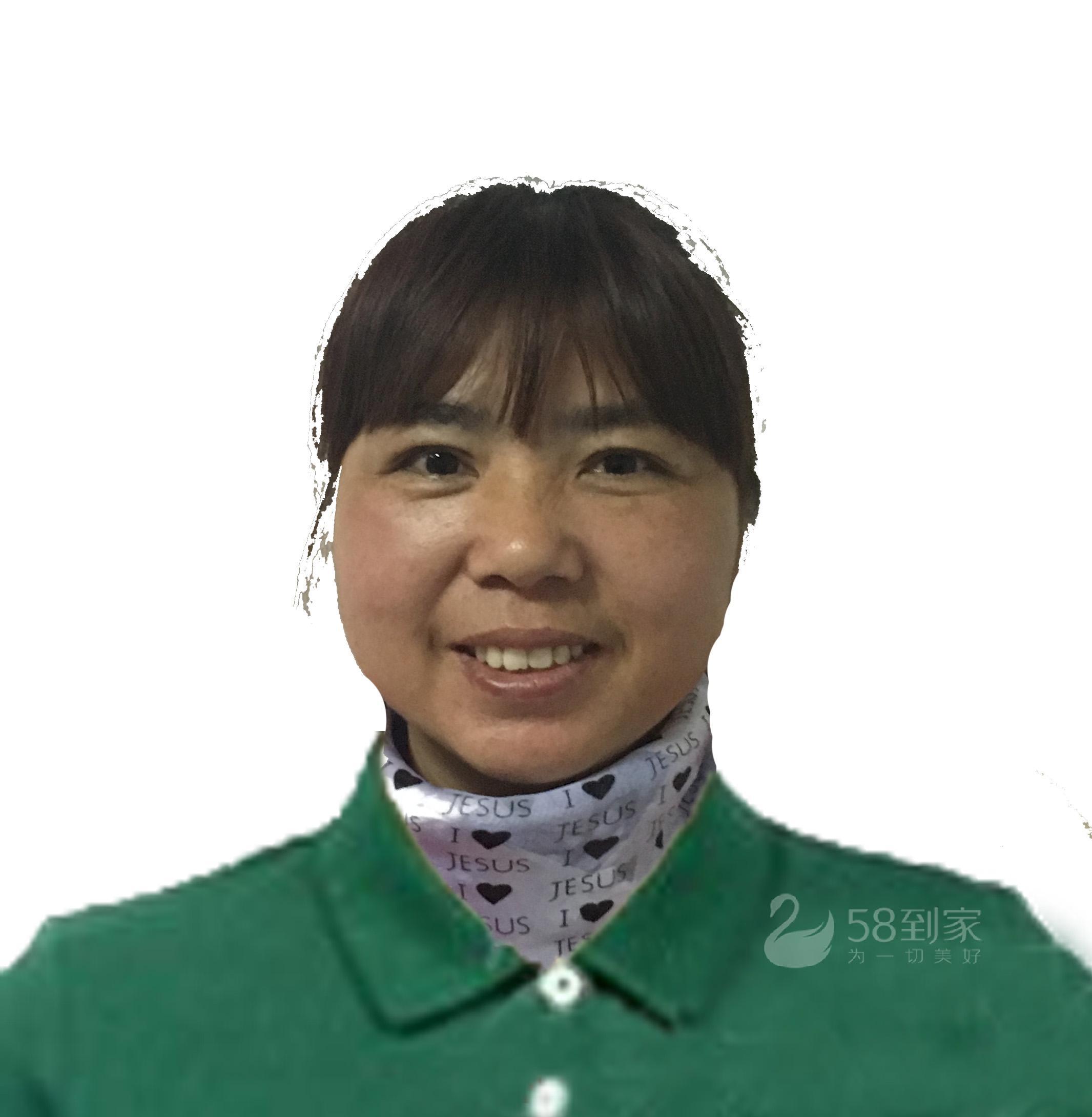 家电养护师徐连珍