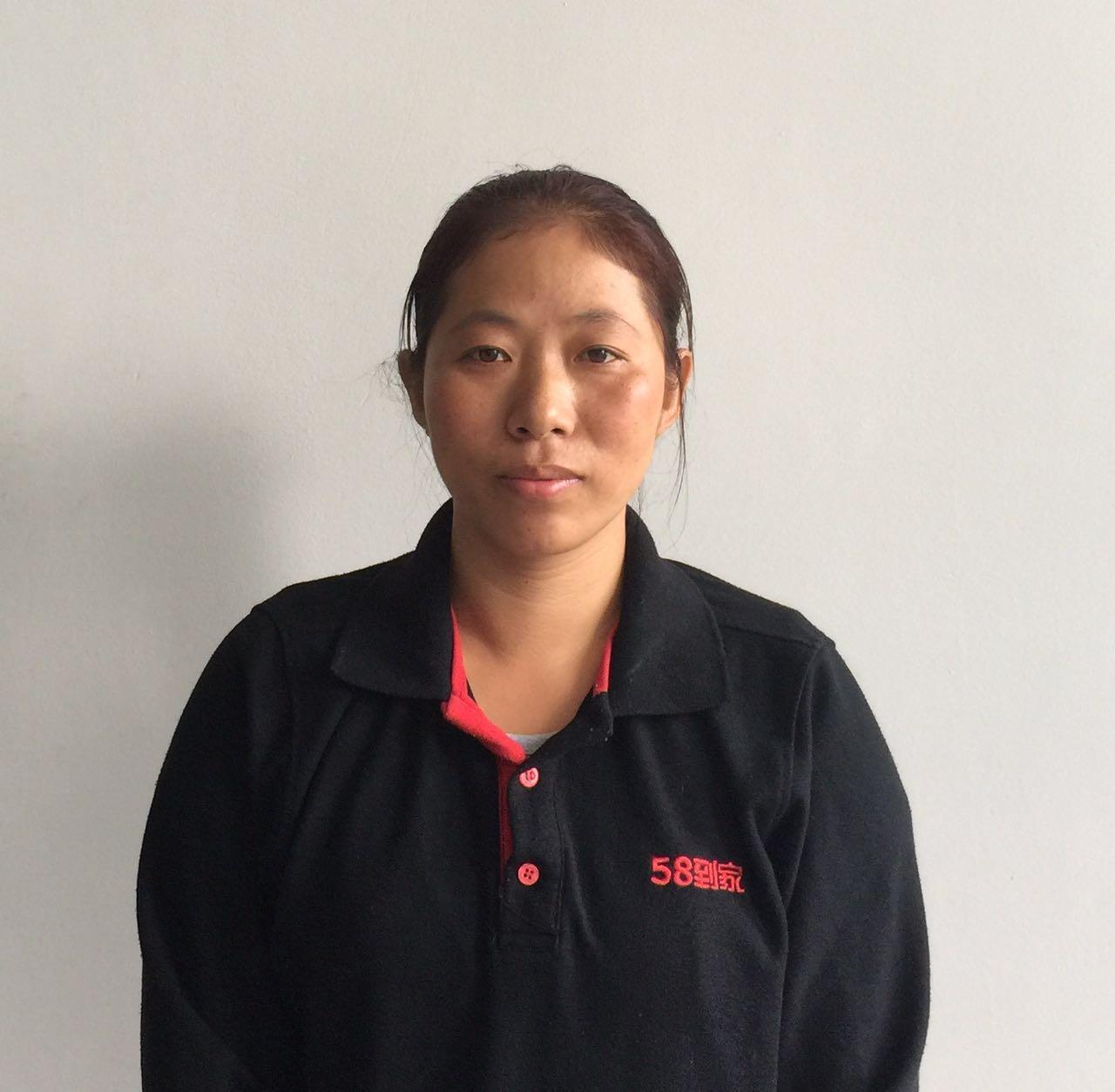 家电养护师贾艳辉