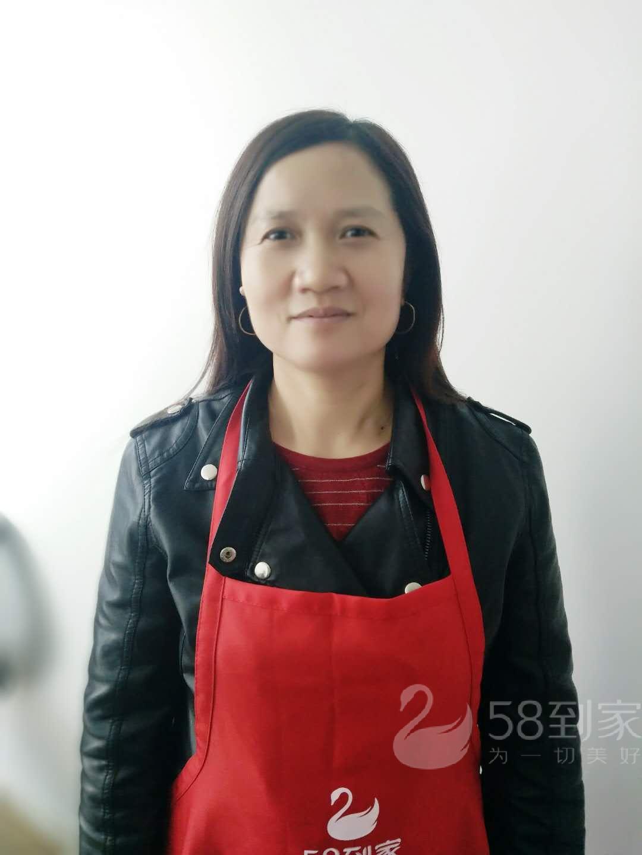 保洁师刘玉芳