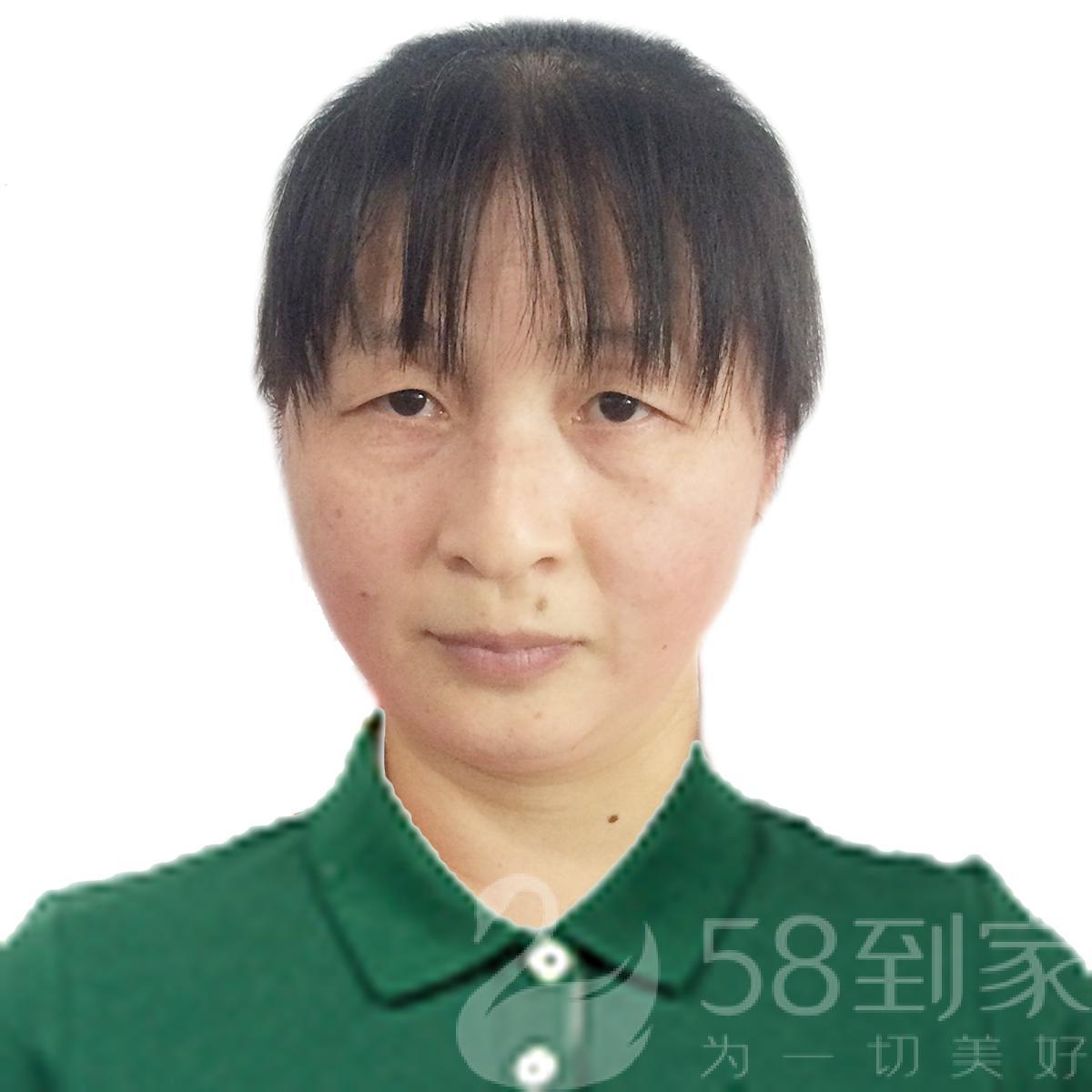 保洁师胡冬梅