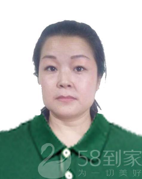 保洁师杨会莉
