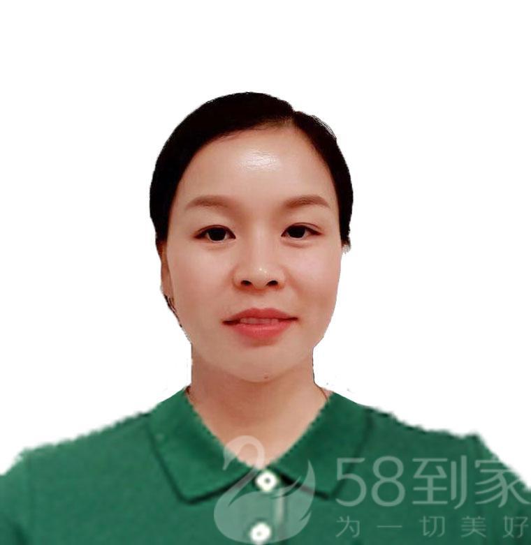 保洁师胡晓凤