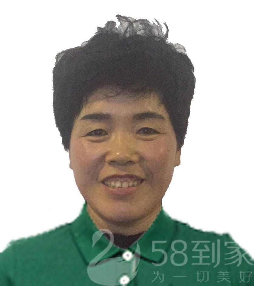 家电养护师李艳霞