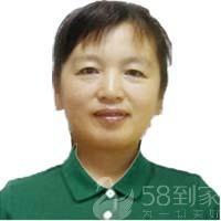 保洁师赵庆梅