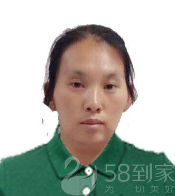 保洁师刘芳