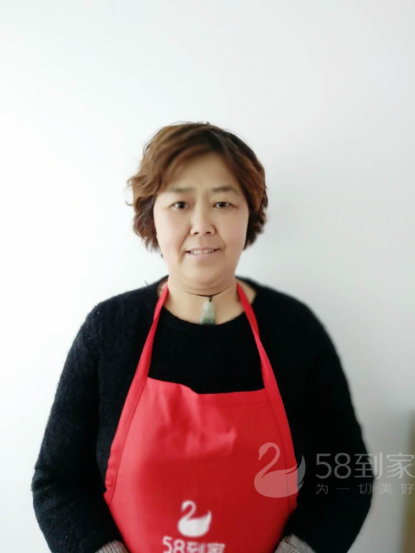 保洁师胡菊芳