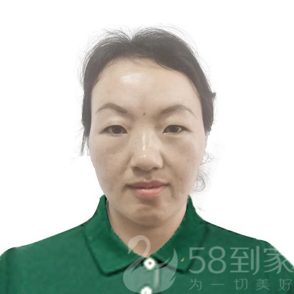 家电养护师谭青青