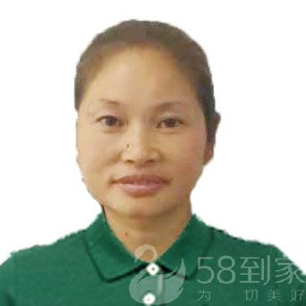 家电养护师赵菊华