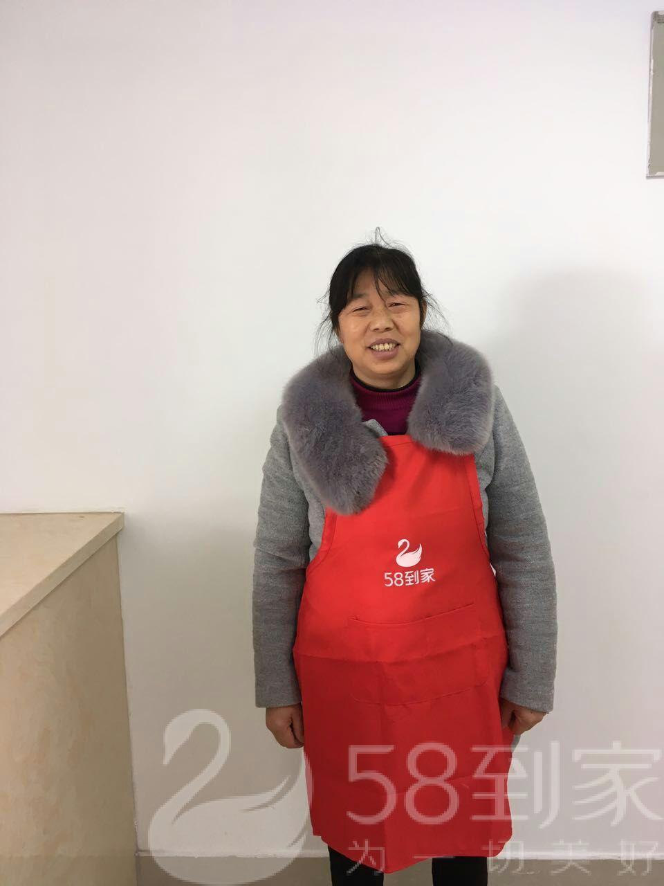 保洁师彭梅仙