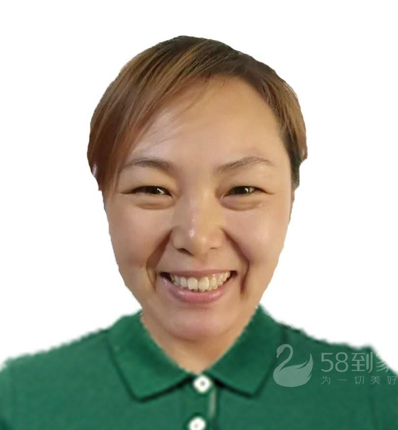 保洁师李艳