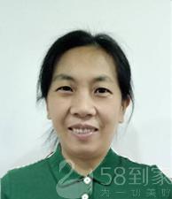 保洁师谭周翠