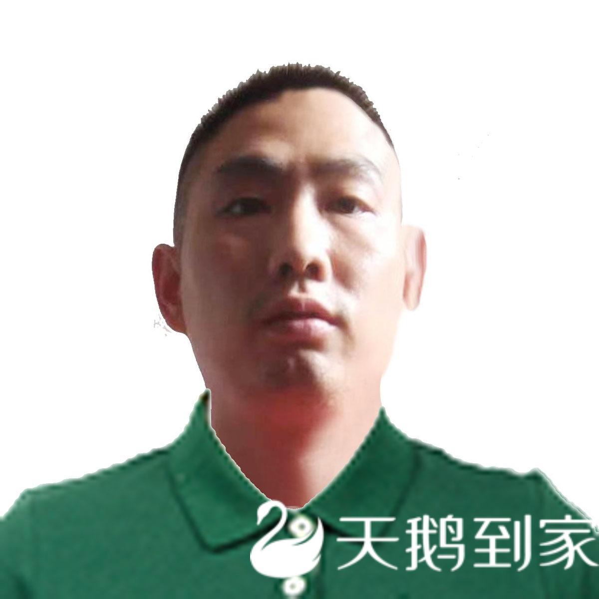 家电养护师胡春明