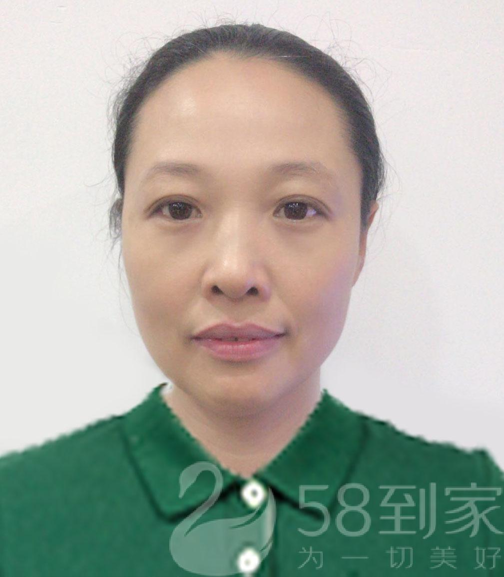 保洁师蒋清芝
