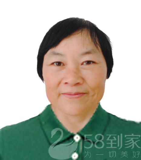 保洁师蒋银芝