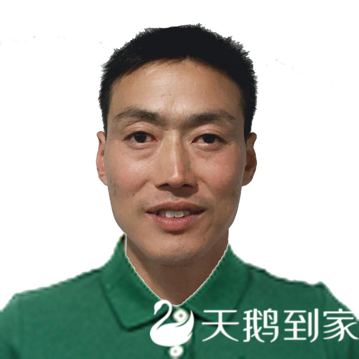 家电养护师王勇