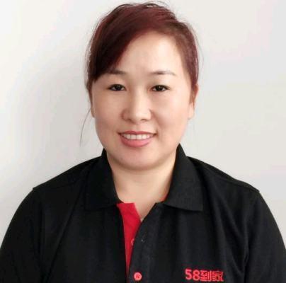 家电养护师孔宪娥