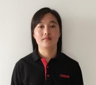 保洁师张丽娟