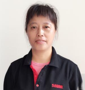 家电养护师阎志萍
