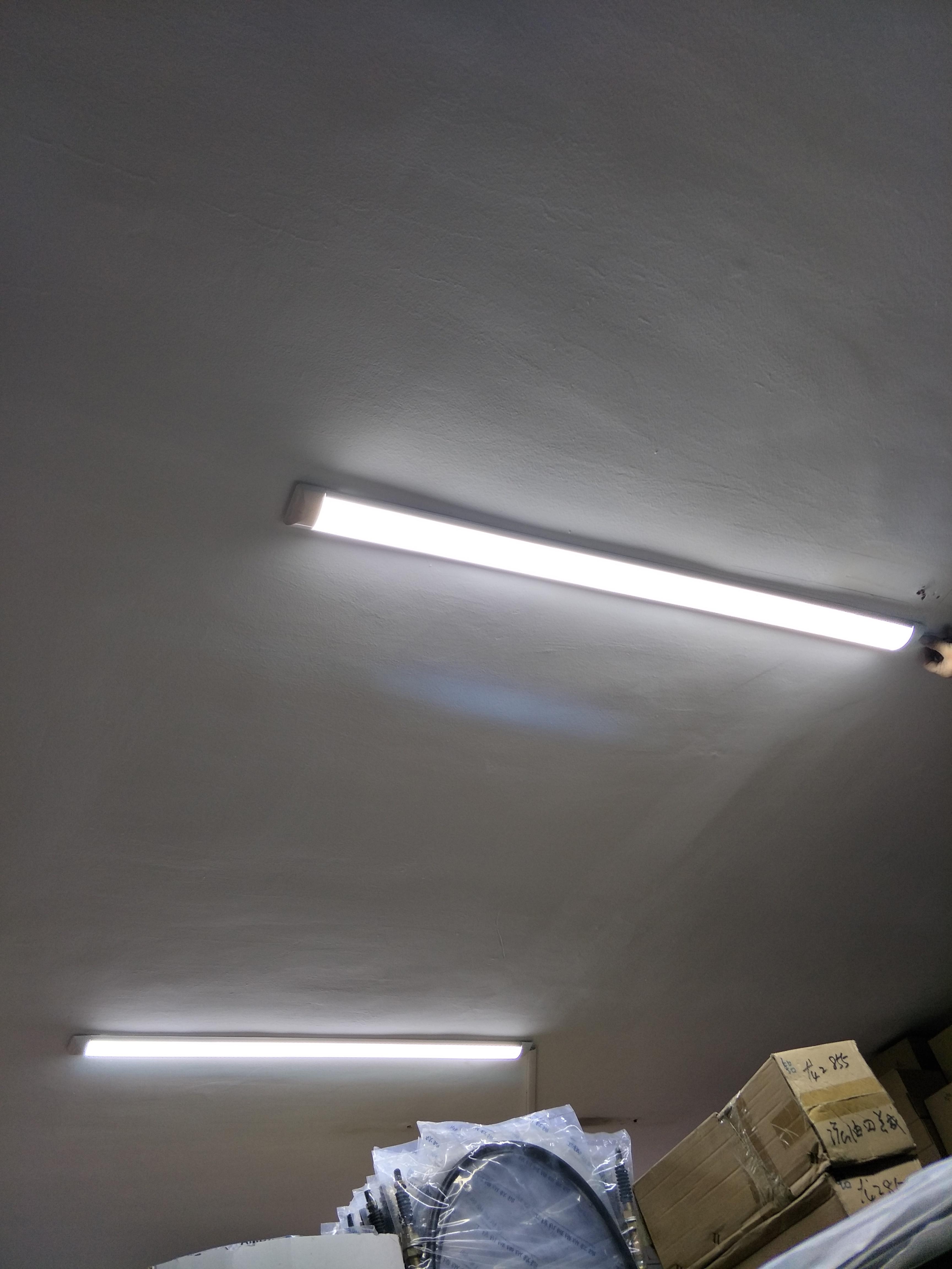 老式灯管改led灯 省电 寿命长 经济实惠图片