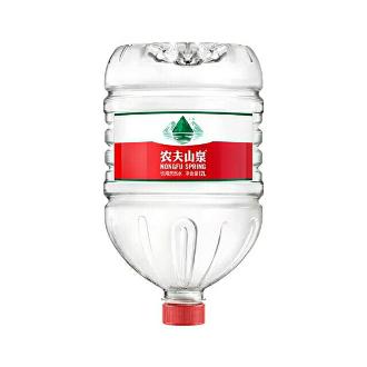 农夫山泉12升桶装水 无需押桶