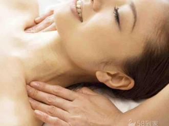 头 颈 肩理疗60分钟/限女士