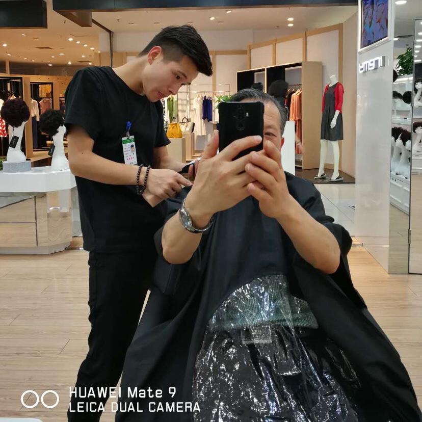 全北京上门理发发型精剪设计