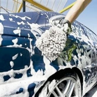 蓝月亮上门洗车