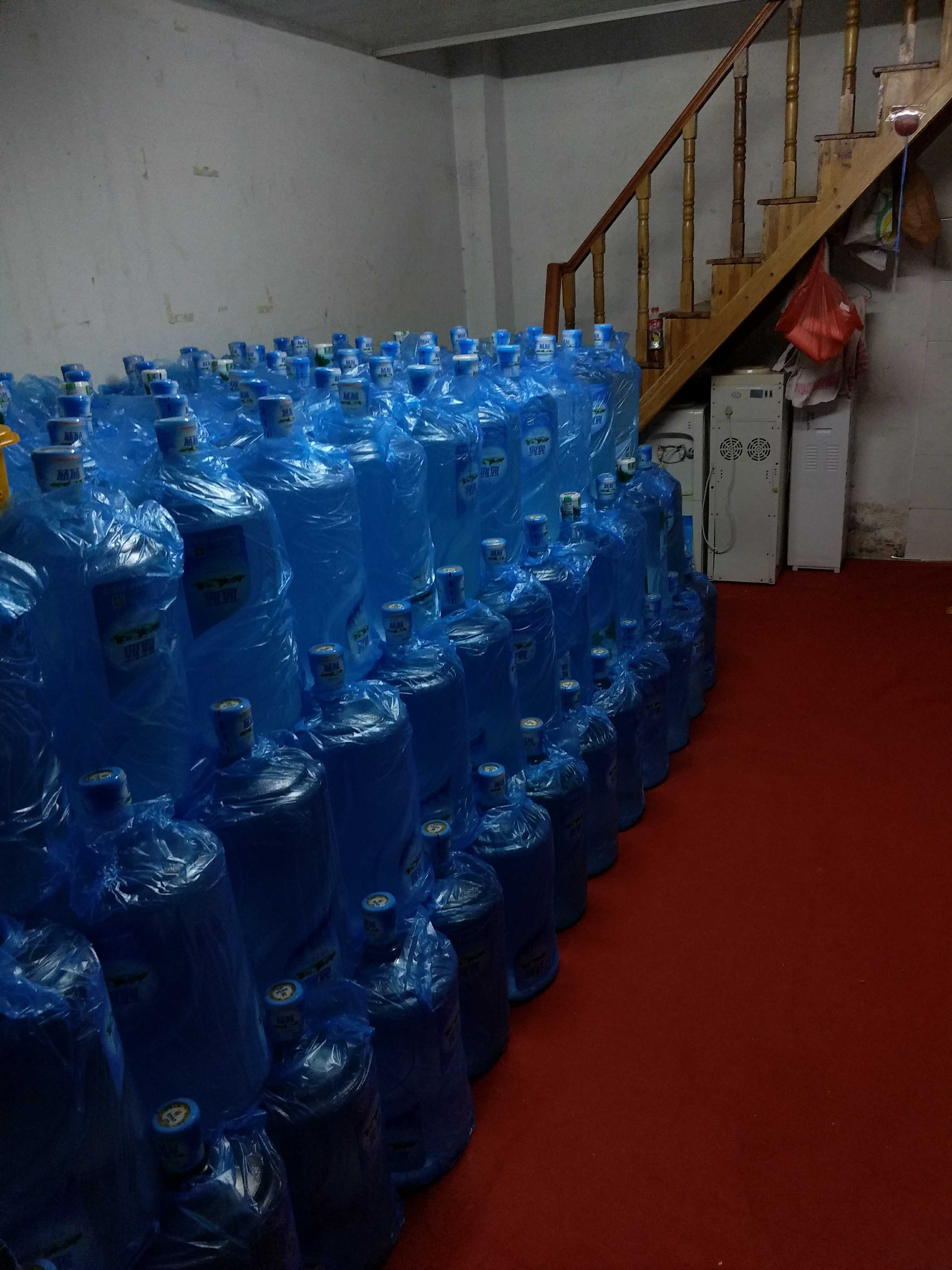合肥蓝蓝桶装水配送