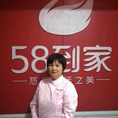 58到家月嫂赵阿姨