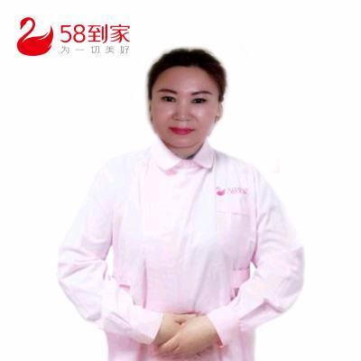 58到家月嫂李阿姨