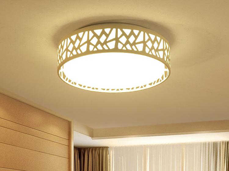 简易吸顶灯直径60cm以内安装