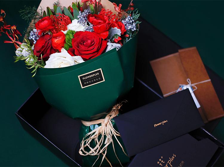 FlowerPlus花加 繁花 混合鲜花包月