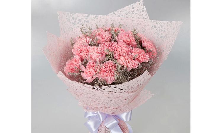 【感恩母爱】19枝粉色康乃馨