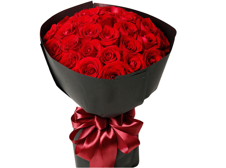三生三世-33枝红玫瑰花束